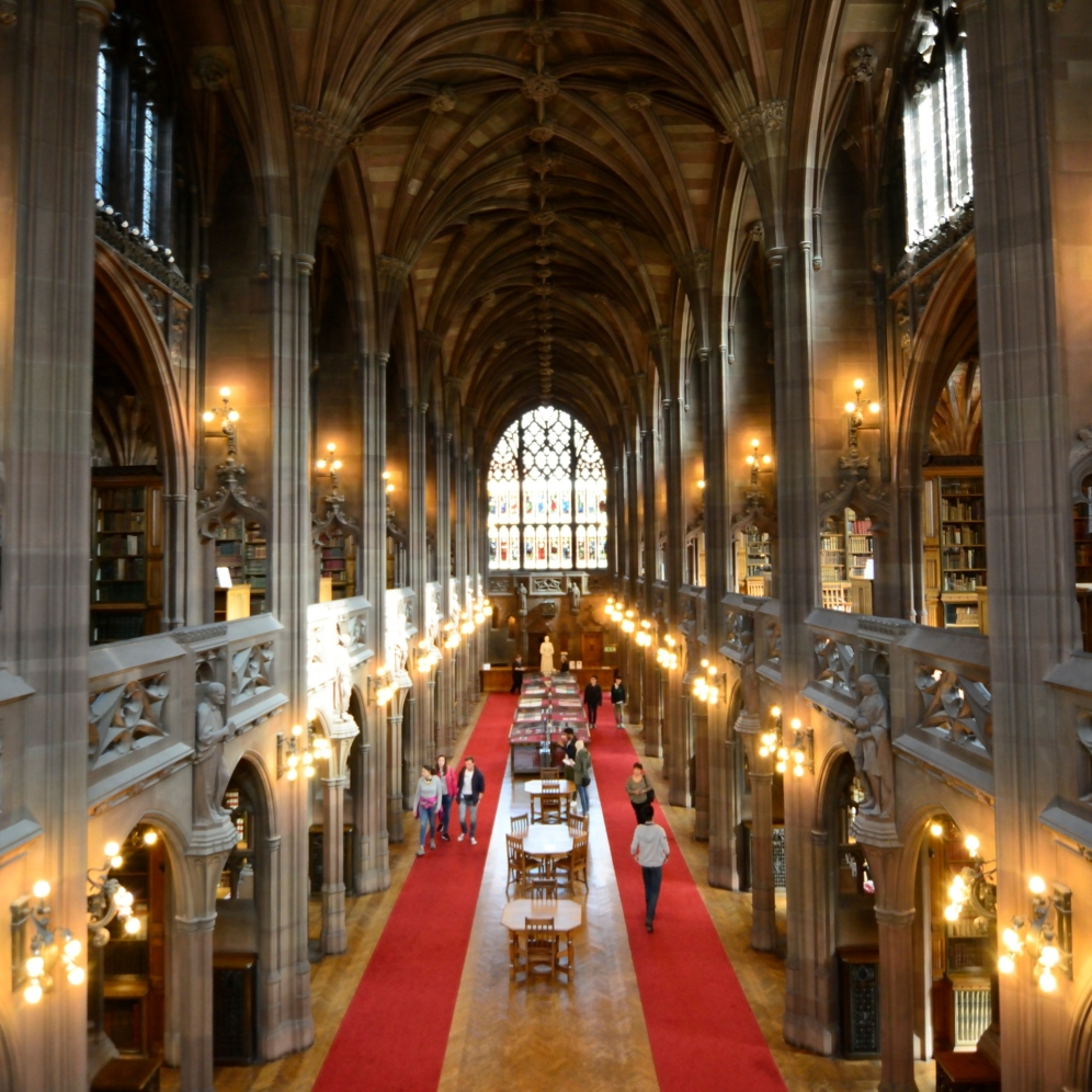 John Rylands Library 1