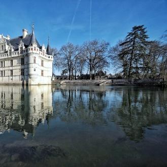 Chateau d'Azay-le-Rideau 1