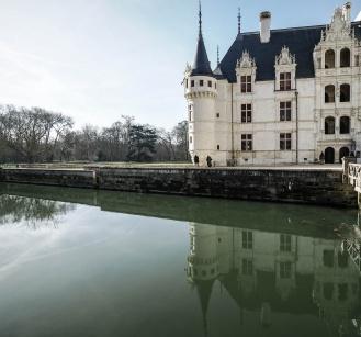 Chateau d'Azay-le-Rideau 3