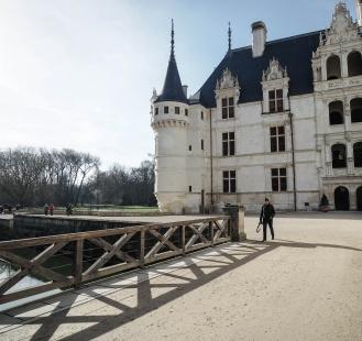 Chateau d'Azay-le-Rideau 2