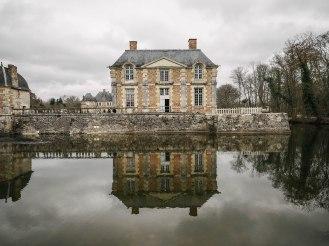Château de la Ferté St-Aubin 2