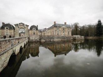 Château de la Ferté St-Aubin 3
