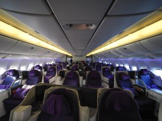 business class air china